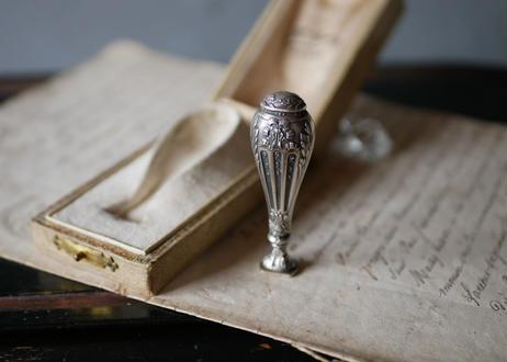 silver stamp , RUBAN