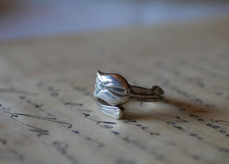 Spoon Ring 【Tulip】