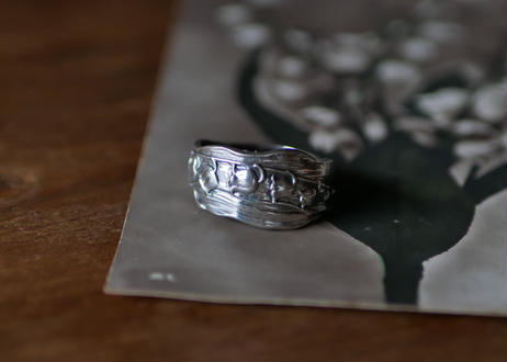 4.spoon ring