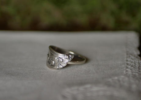 spoon ring, 5