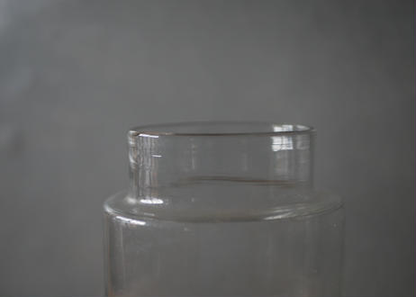 吹きガラス フラワーベース medium フランスアンティーク ブロカント