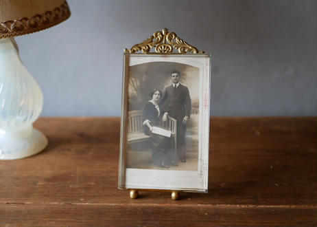 Photo frame 2 with photograph