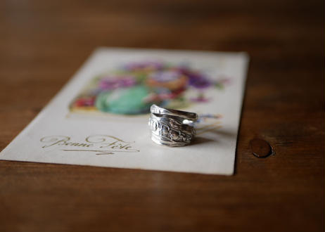 3.spoon ring