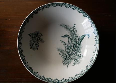 2.St.amand すずらん スープ皿
