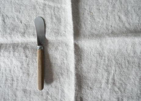 プチサイズのバターナイフ フランスアンティーク