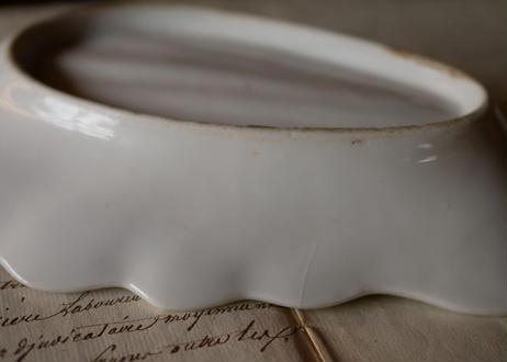 ラヴィエ シェル型 フランスアンティーク ブロカント