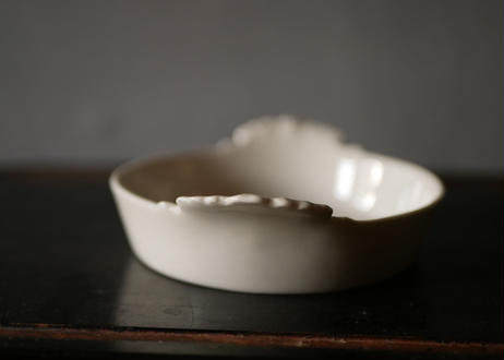 plate with wings