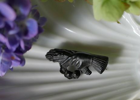 mourning brooch