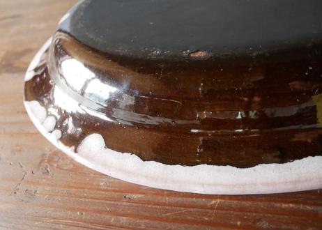 Cul noir キュノワ 大皿 プレート フランスアンティーク