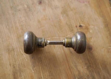 真鍮ドアノブ(USA) S-375