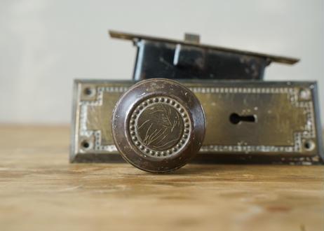真鍮ドアノブ(USA) S-380