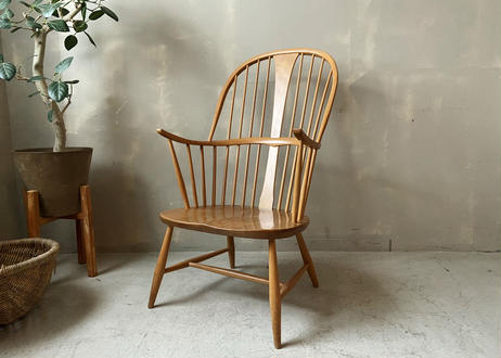ERCOL アーコール チェアメーカーズチェア(低座面) S-440