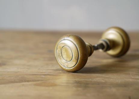 真鍮ドアノブ(USA) S-374
