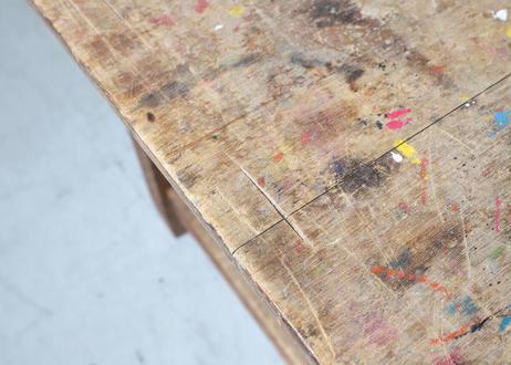 絵の具の作業台 S-100