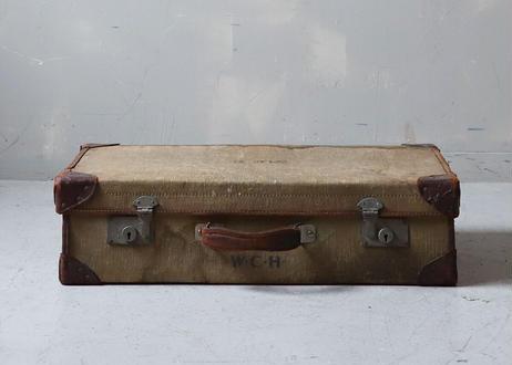 キャンバス トランクケース S-123
