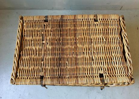 ラタンバスケット XLボックス A