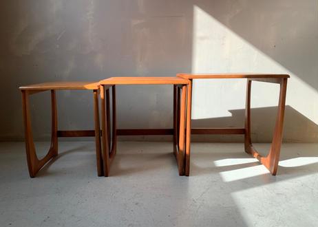 チーク ネストテーブル A
