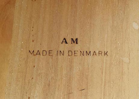 デンマーク チーク エクステンションテーブル S-421