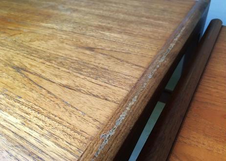 G-Plan ジープラン チークネストテーブル