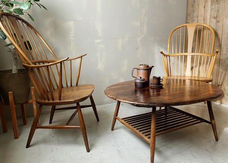 ERCOL アーコール チェアメーカーズチェア S-439