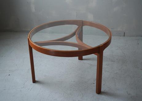 NATHAN ネイサン ガラストップ ネストテーブル S-360