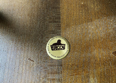 ERCOL アーコール フープバックチェア (ダークブラウン) S-345