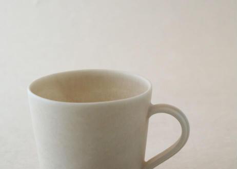 コーヒーカップ 白錆
