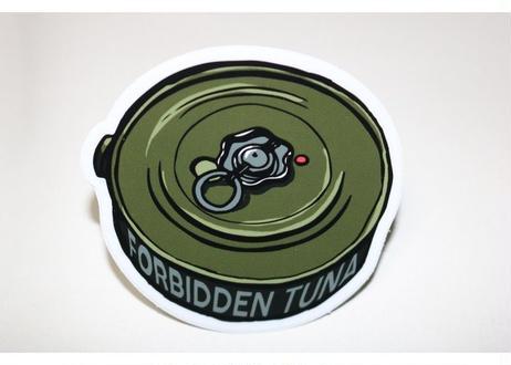 Marp FORBIDDEN TUNA sticker