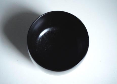 杉01 :  高足椀 小 / 黒