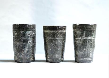 小林耶29 筒杯 枯三島