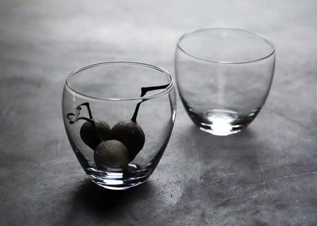 大家01 丸グラス