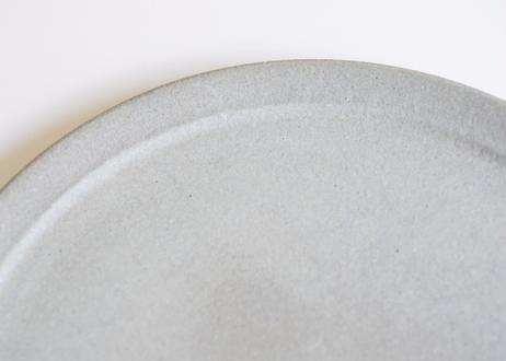 M11  :  rim plate / white blue gray / L