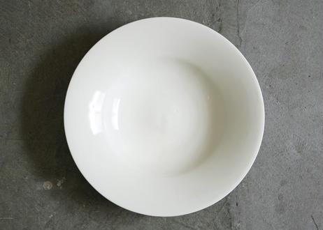 園14 : スープ皿  白