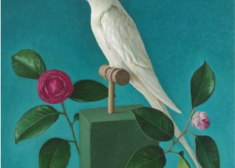 奥村 晃史「Floral-Bird」