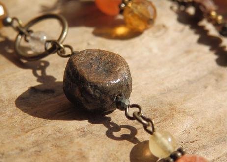 【チャクラ御守り】個の力を見出しバランスをサポート 第3チャクラを整える ∞ Light Pillar Amulet ∞
