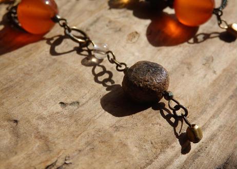 【チャクラ御守り】人と人が繋がる!喜びと勇気の 第2チャクラを整える ∞ Connect Amulet ∞