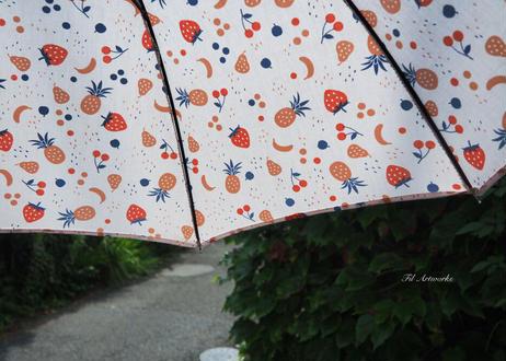 世界にひとつだけ、デザイナーズ日傘