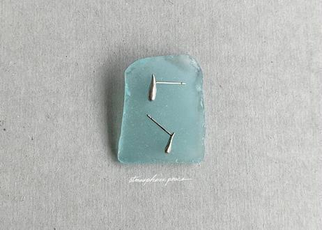 【SV925】シトラス:Pierced Earrings