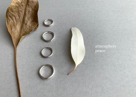 【Pt900】kikkake: Ring (#1/#2)(3mm)