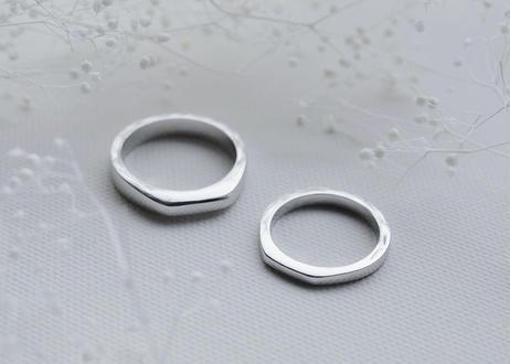 【SV925】thin : Ring (2.5mm)