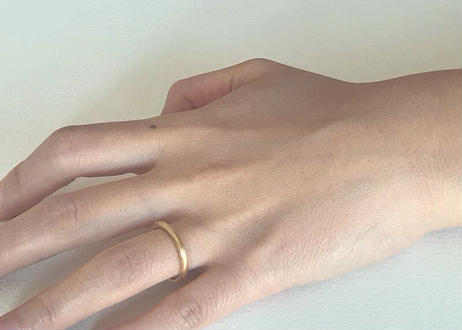 【K18】Yours_Round : Ring