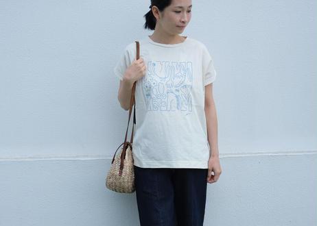 【grin】エーゲ海 ネコbig Tシャツ