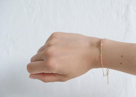 flatbar chain bracelet