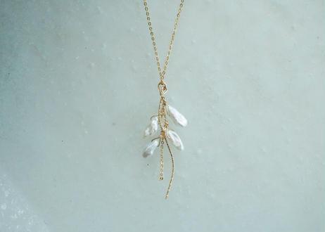 yukidoke necklace
