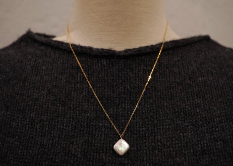 square M  necklace