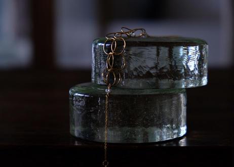 Akoya circle  bracelet