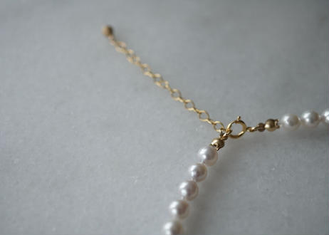 basic 連necklace (40cm)-2