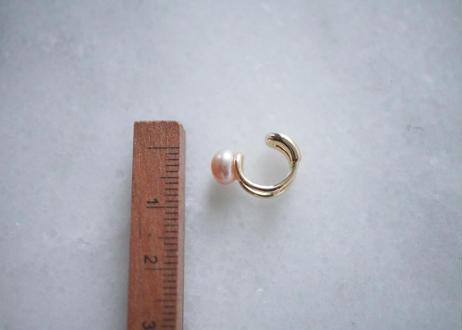 tiny flat earcuff