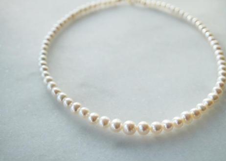 gradation 連necklace(40cm)