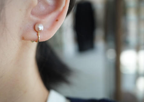 flat clip nonhole pierce
